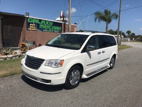 2008 Chrysler Town and Country for sale at Galaxy Motors Inc in Melbourne FL