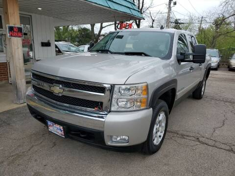 2007 Chevrolet Silverado 1500 for sale at New Wheels in Glendale Heights IL