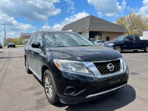 2014 Nissan Pathfinder for sale at Best Choice Auto Sales in Lexington KY