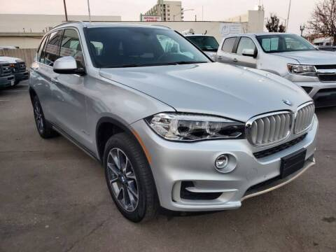 2017 BMW X5 for sale at Convoy Motors LLC in National City CA