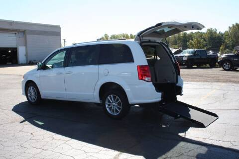 2019 Dodge Grand Caravan for sale at New Mobility Solutions in Jackson MI