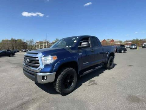 2015 Toyota Tundra for sale at Coast to Coast Imports in Fishers IN