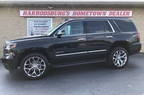 2018 Chevrolet Tahoe for sale at Auto Martt, LLC in Harrodsburg KY