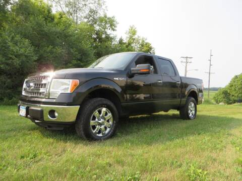 2013 Ford F-150 for sale at The Car Lot in New Prague MN