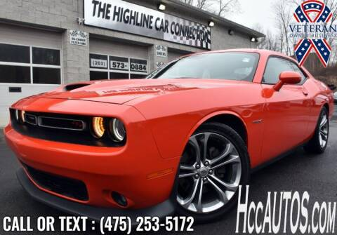 2020 Dodge Challenger for sale at The Highline Car Connection in Waterbury CT