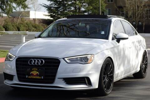 2015 Audi A3 for sale at West Coast Auto Works in Edmonds WA