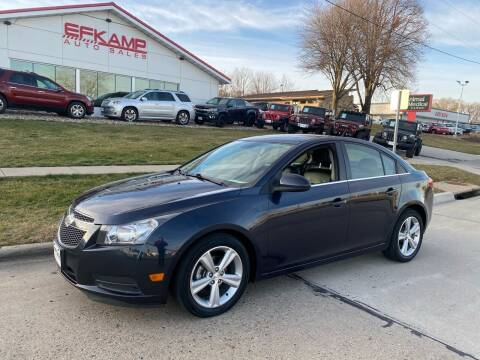 2014 Chevrolet Cruze for sale at Efkamp Auto Sales LLC in Des Moines IA