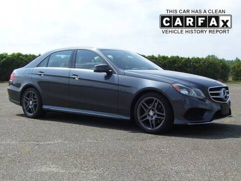 2014 Mercedes-Benz E-Class for sale at Atlantic Car Company in East Windsor CT