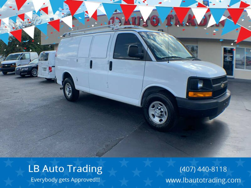 2016 Chevrolet Express Cargo for sale at LB Auto Trading in Orlando FL