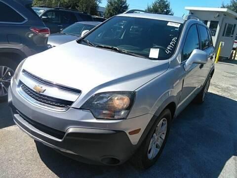 2015 Chevrolet Captiva Sport for sale at L G AUTO SALES in Boynton Beach FL