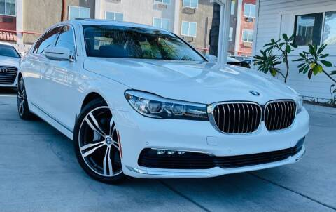 2017 BMW 7 Series for sale at Pro Motorcars in Anaheim CA