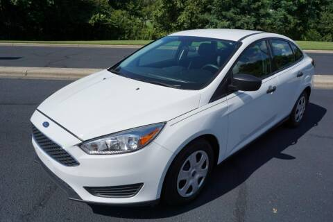 2017 Ford Focus for sale at Modern Motors - Thomasville INC in Thomasville NC