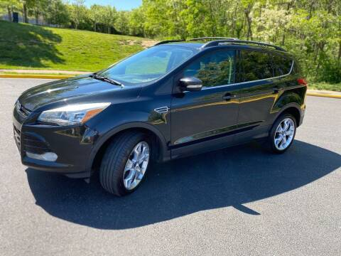 2013 Ford Escape for sale at Diamond Automobile Exchange in Woodbridge VA