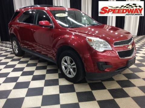 2015 Chevrolet Equinox for sale at SPEEDWAY AUTO MALL INC in Machesney Park IL