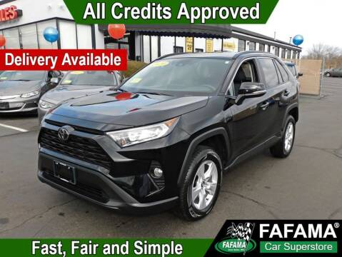 2020 Toyota RAV4 for sale at FAFAMA AUTO SALES Inc in Milford MA