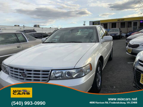 2002 Cadillac Seville for sale at Mix Cars in Fredericksburg VA