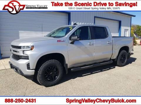 2020 Chevrolet Silverado 1500 for sale at Spring Valley Chevrolet Buick in Spring Valley MN