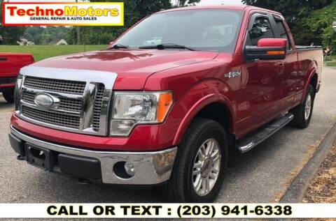 2009 Ford F-150 for sale at Techno Motors in Danbury CT