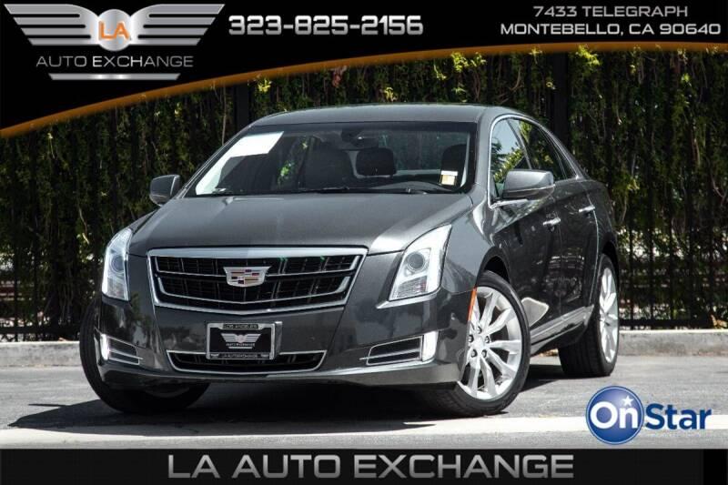 2017 Cadillac XTS for sale in Montebello, CA