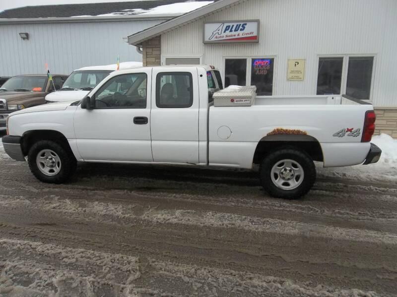 2003 Chevrolet Silverado 1500 for sale at A Plus Auto Sales in Sioux Falls SD