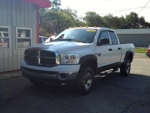 2007 Dodge Ram Pickup 2500 for sale at Midwest Auto & Truck 2 LLC in Mansfield OH