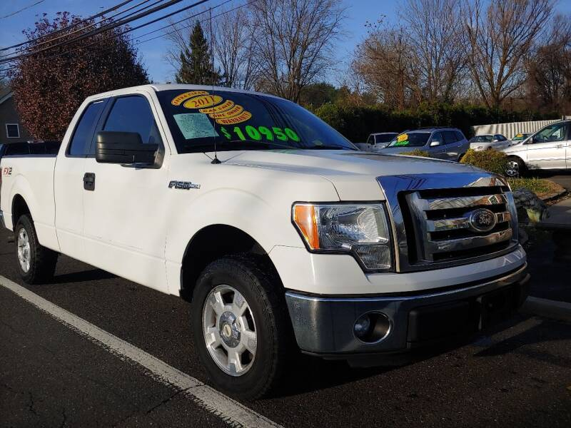 2011 Ford F-150 for sale at Motor Pool Operations in Hainesport NJ