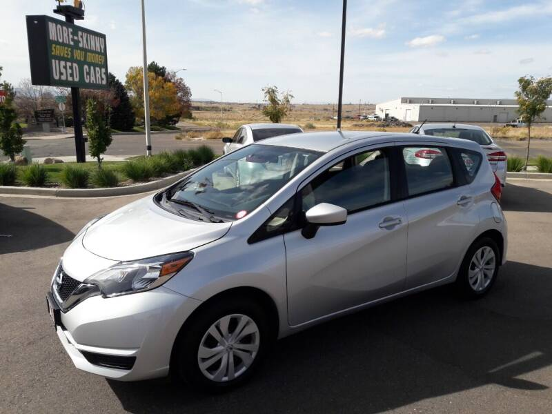 2017 Nissan Versa Note for sale at More-Skinny Used Cars in Pueblo CO