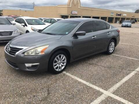 2015 Nissan Altima for sale at 2nd Chance Auto Sales in Montgomery AL