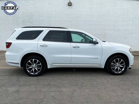 2017 Dodge Durango for sale at Smart Chevrolet in Madison NC
