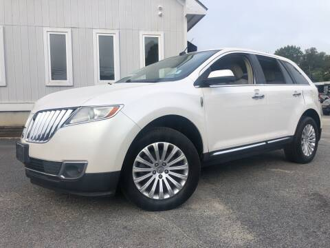 2013 Lincoln MKX for sale at Beckham's Used Cars in Milledgeville GA