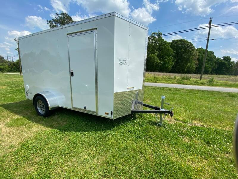 2021 Kaufman Deluxe Enclosed 6x12 for sale at Freeman Motor Company - Other Inventory in (434) 848-3125 VA