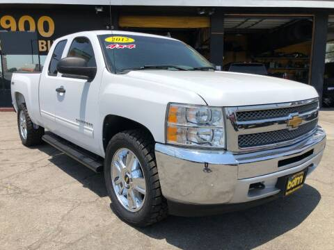 2012 Chevrolet Silverado 1500 for sale at BEST DEAL MOTORS  INC. CARS AND TRUCKS FOR SALE in Sun Valley CA