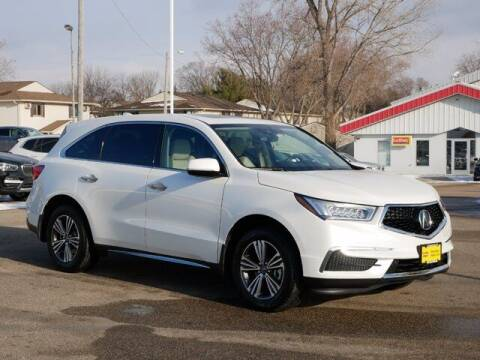 2018 Acura MDX for sale at Park Place Motor Cars in Rochester MN