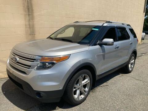 2011 Ford Explorer for sale at Bill's Auto Sales in Peabody MA