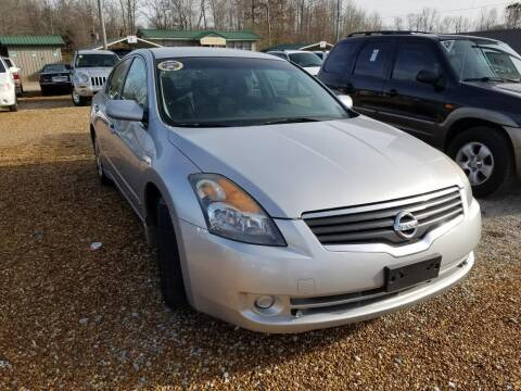 2008 Nissan Altima for sale at Scarletts Cars in Camden TN