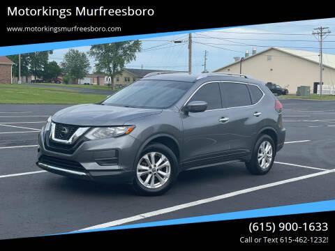 2018 Nissan Rogue for sale at Motorkings Murfreesboro in Murfreesboro TN