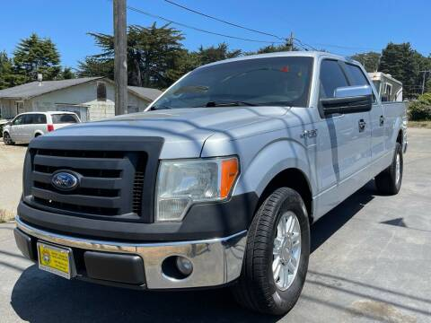 2013 Ford F-150 for sale at HARE CREEK AUTOMOTIVE in Fort Bragg CA