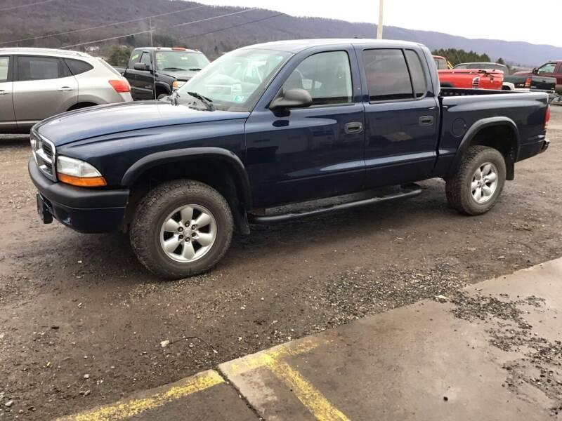 2004 Dodge Dakota for sale at Troys Auto Sales in Dornsife PA