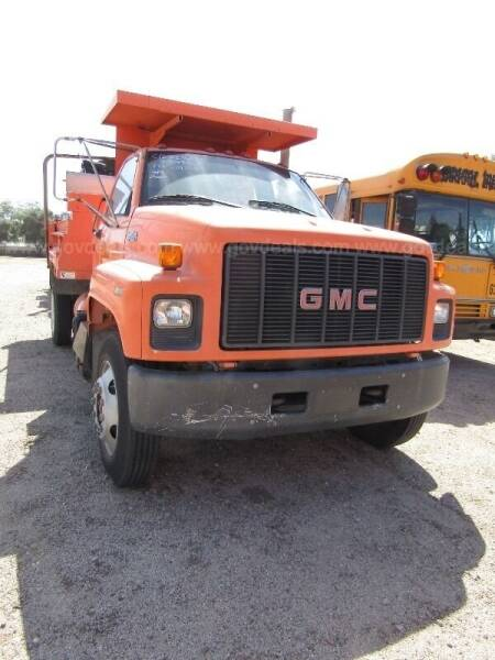 1996 GMC TOPKICK for sale at Dorn Brothers Truck and Auto Sales in Salem OR