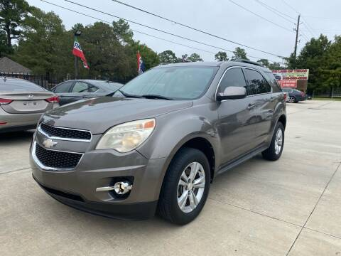 2011 Chevrolet Equinox for sale at Auto Land Of Texas in Cypress TX
