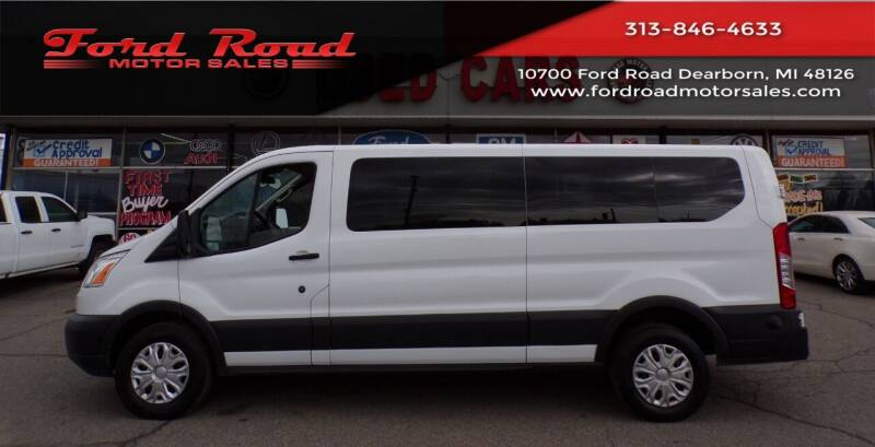 2015 Ford Transit Passenger for sale at Ford Road Motor Sales in Dearborn MI