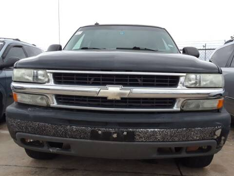 2003 Chevrolet Tahoe for sale at Auto Haus Imports in Grand Prairie TX