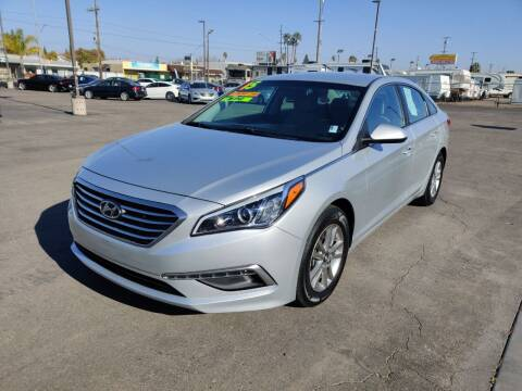 2015 Hyundai Sonata for sale at California Motors in Lodi CA