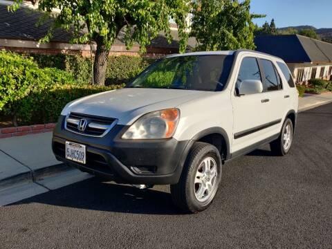 2004 Honda CR-V for sale at Apollo Auto El Monte in El Monte CA