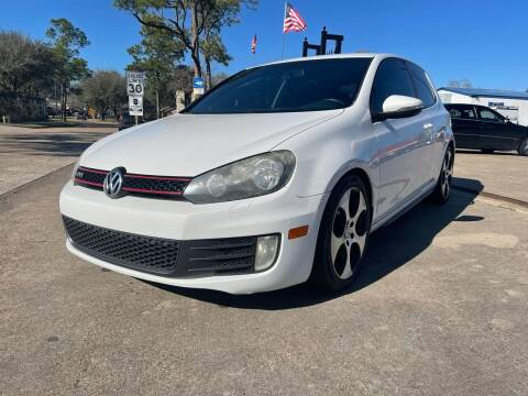 2012 Volkswagen GTI for sale at Newsed Auto in Houston TX