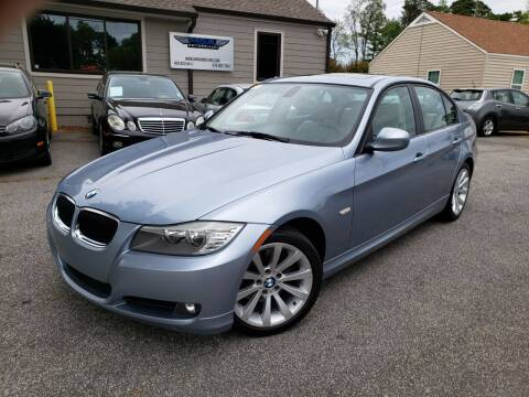 2011 BMW 3 Series for sale at M & A Motors LLC in Marietta GA