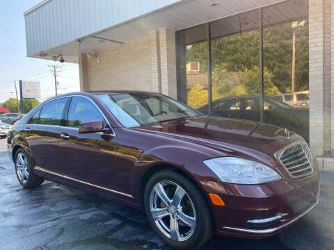 2011 Mercedes-Benz S-Class for sale at Viewmont Auto Sales in Hickory NC