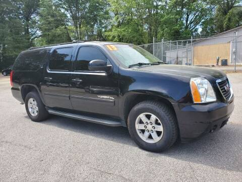 2013 GMC Yukon XL for sale at Import Plus Auto Sales in Norcross GA