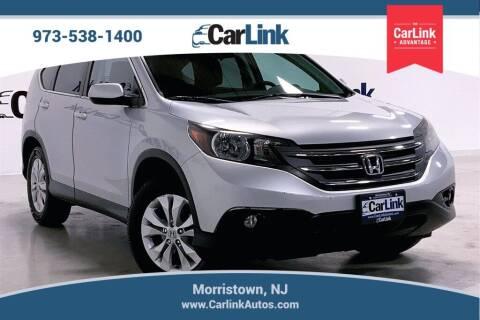 2014 Honda CR-V for sale at CarLink in Morristown NJ