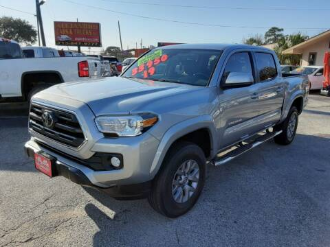 2019 Toyota Tacoma for sale at Alejandro Cars & Trucks in Houston TX